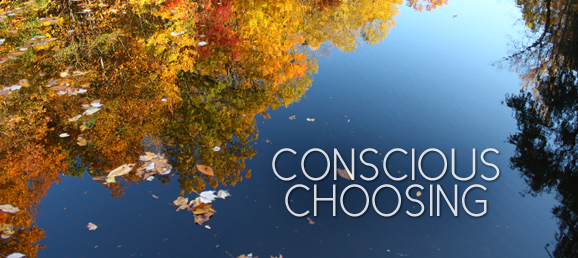 Thriving Through the Holidays: Conscious Choosing