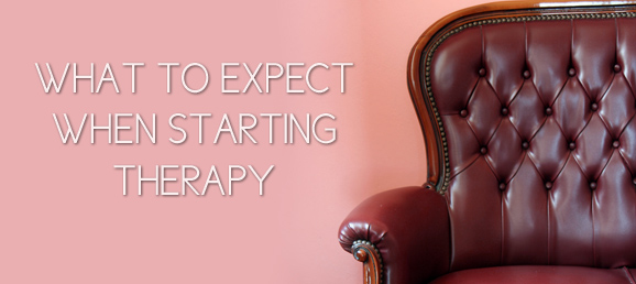 What to Expect When Starting Therapy